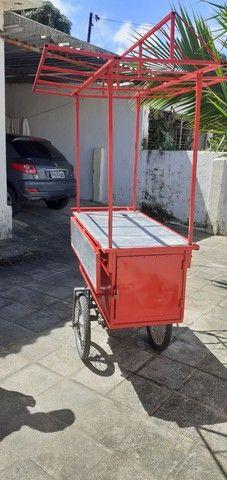 Bike carroça show