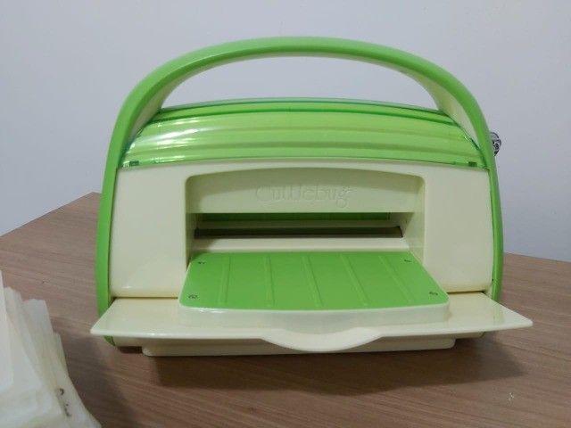 cuttlebug máquina de revelo - Foto 3