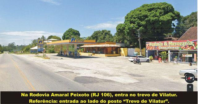 Terrenão 640 m² em Vilatur, a 200 m. do asfalto. Rgi Ok
