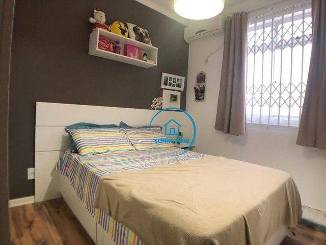 Apartamento à venda, 138 m² por R$ 636.000,00 - Balneário - Florianópolis/SC - Foto 12