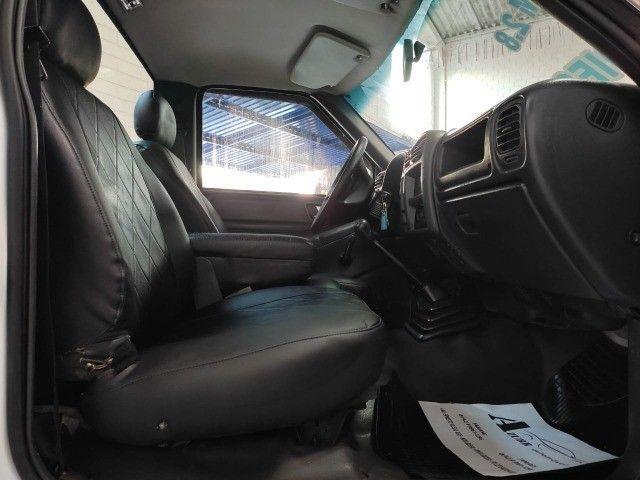 S-10 4x4 Diesel Motor MWM 2.8 Turbo Intercooler! Cab.Simples! Bancos em Couro!!! - Foto 7