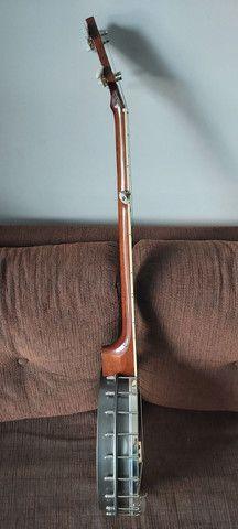 Banjo Rover 5 Cordas Openback - Foto 6