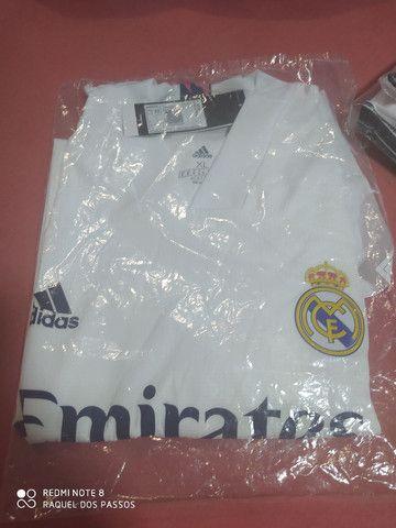 Camiseta Real Madrid - Foto 2