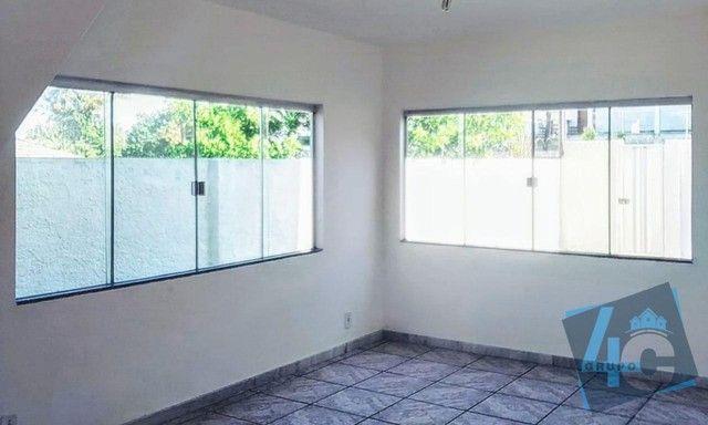 Casa com 3 dormitórios à venda por R$ 450.000 - Coroa Vermelha - Santa Cruz Cabrália/BA - Foto 4