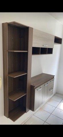 armário de cozinha foto real