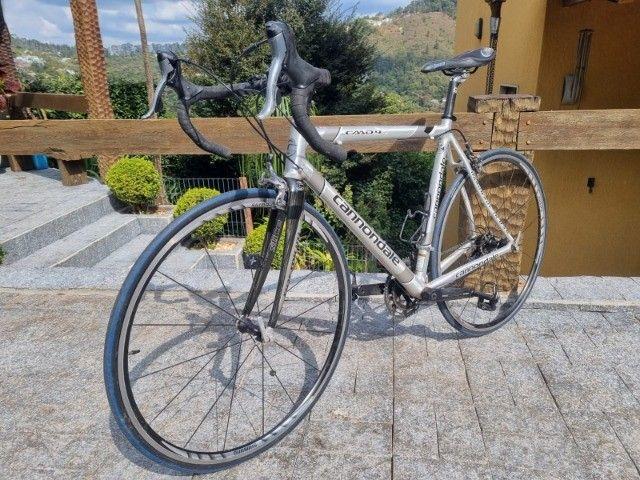 Bicicleta Cannondale Caad 9 tam.54 toda 105 Speed - Foto 3