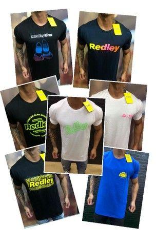 Camisetas Masculinas Nacionais Atacado - Foto 6