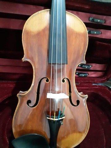 Violino Stainer restaurado Aprox. 150 anos  - Foto 3