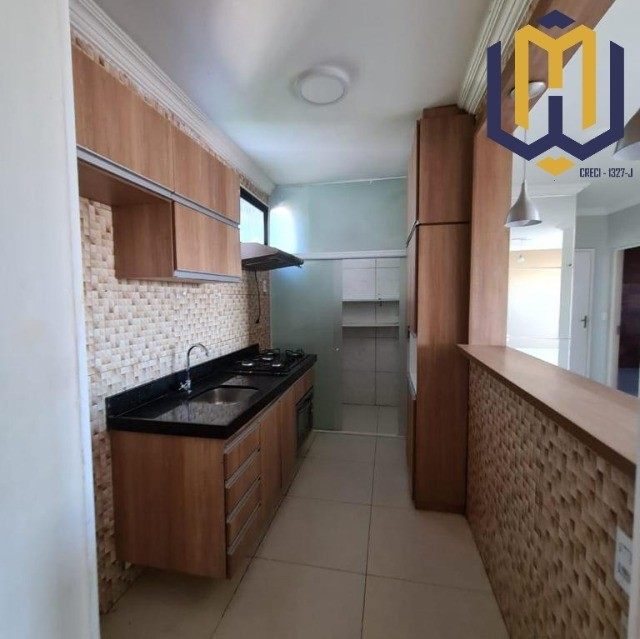 Apartamento com móveis projetados no Monte Castelo - Foto 8