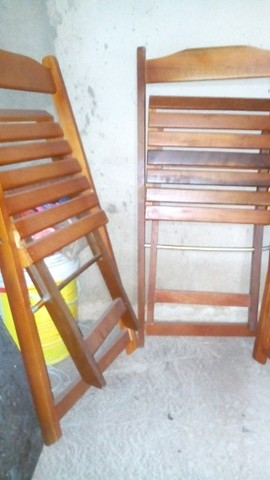 3 caldeiras em madeira , tipo dobrável flexível , só $25 cada unidades . - Foto 6