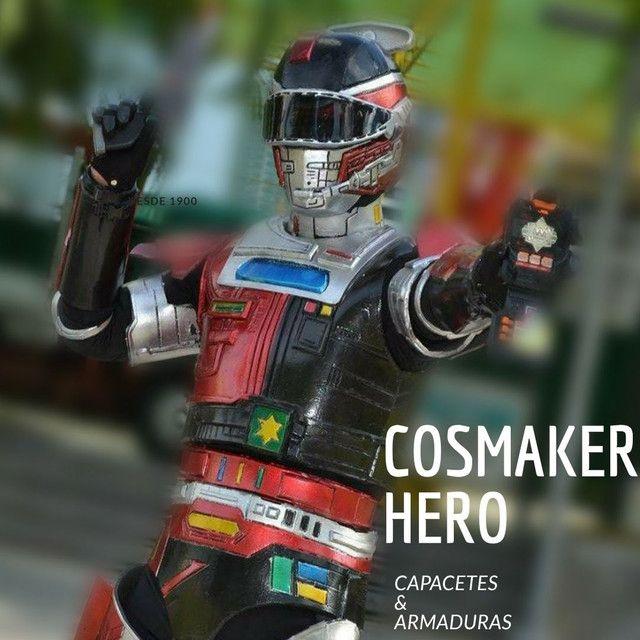 Tokusatsu#Cosplay# Jaspion#Jiraya#KamenRider#Winspector#Solbrain#Cybercops#Ultraman# - Foto 2
