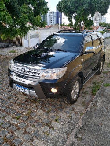 Hilux Sw4 2010 7 lugares