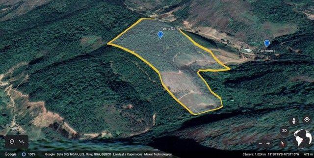 DM- Sítio/Terreno Grande em Santa Teresa 13 hectares - Foto 2