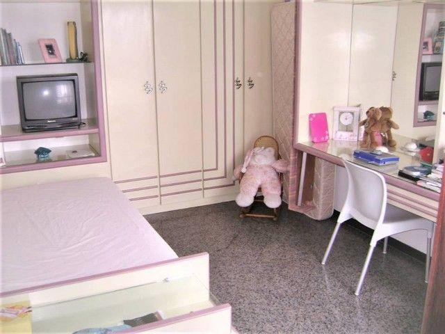 Apartamento para aluguel com 174 metros quadrados com 4 quartos em Candeal - Salvador - BA - Foto 7