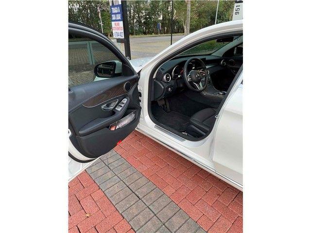 Mercedes-benz C 180 2019 1.6 cgi flex exclusive 9g-tronic - Foto 10