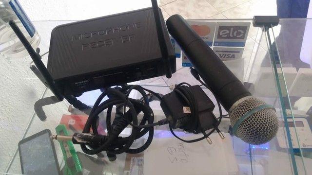 Vendo um microfone  - Foto 2