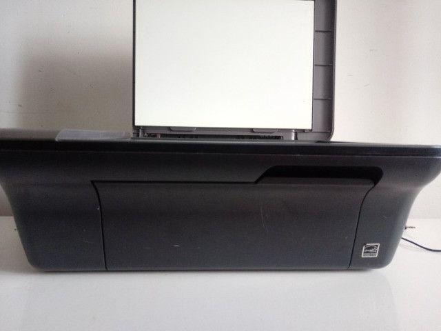 Impressora HP Deskjet 1055 - Foto 3