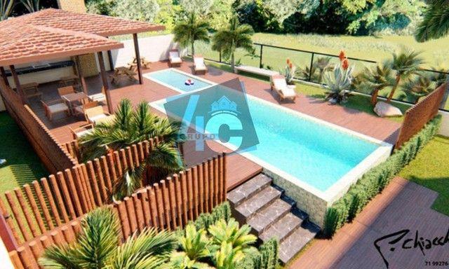 Apartamento com 3 dormitórios à venda, 89 m² por R$ 370.000 - Taperapuã - Porto Seguro/BA - Foto 5