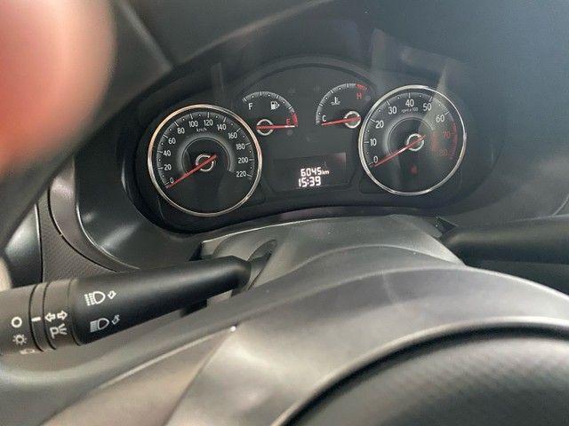 Gran Siena GNV modelo 2020 6.045 KM - Foto 3