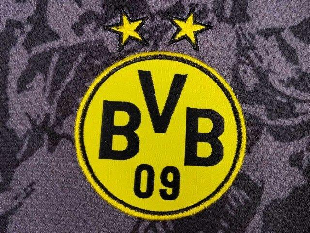 Camisa Dortmund 2021/22 Edição limitada - Foto 4
