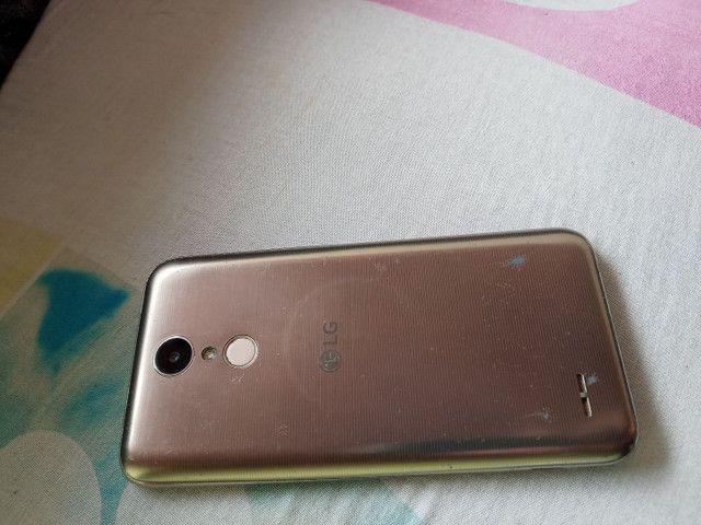 LG K10 seminovo - Foto 4