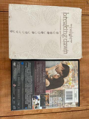 DVD duplo de Amanhecer parte 1 - Foto 4