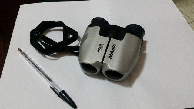 Binóculo Nikula compact zoom 8-17x25mm
