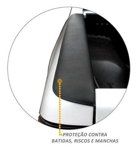 Kit Protetor De Borda Hilux 2016 2017 Cd Lateral E Tampa - Foto 2