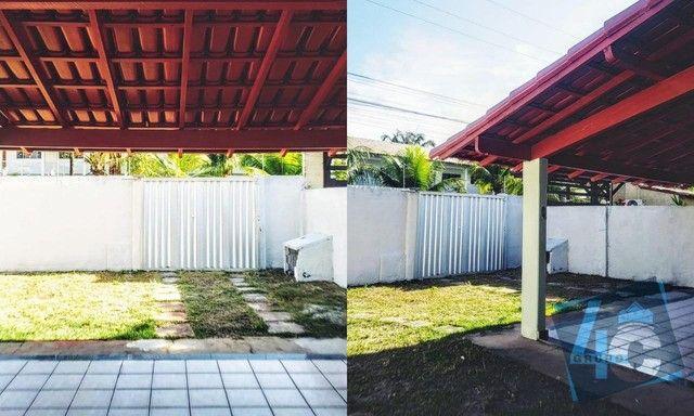 Casa com 3 dormitórios à venda por R$ 450.000 - Coroa Vermelha - Santa Cruz Cabrália/BA - Foto 10