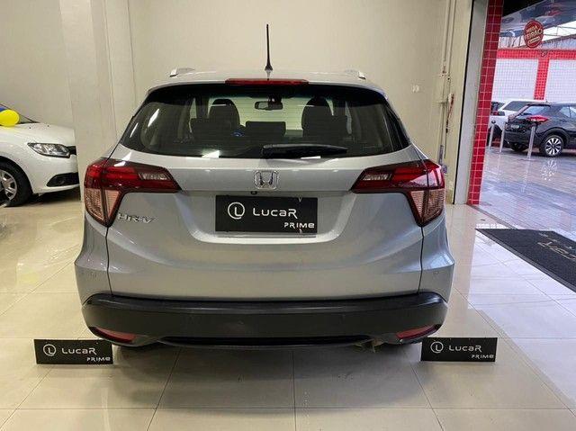 HONDA HR-V 1.8 16V FLEX EX 4P AUTOMÁTICO  2019 C/ GNV - Foto 7