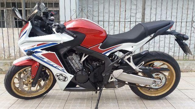 Honda Cbr 650F c/ ABS