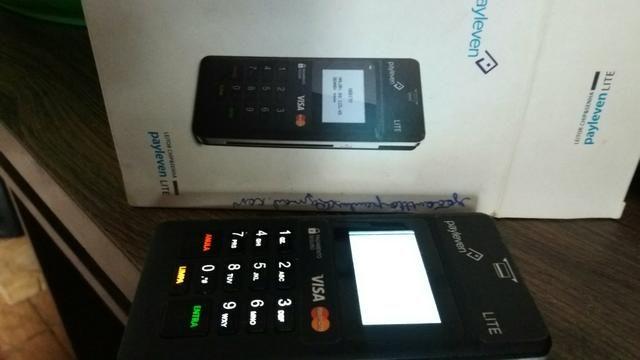 Vendo maquina de cartao da Paylevem
