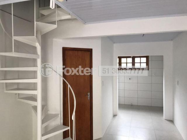 Casa à venda com 1 dormitórios em Guarujá, Porto alegre cod:170655