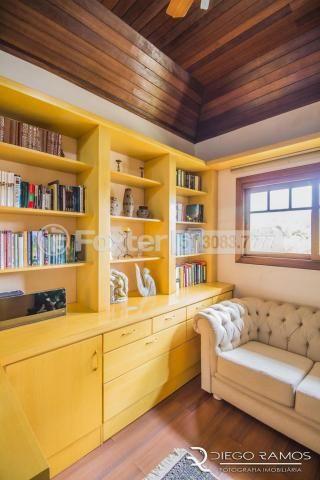 Casa à venda com 3 dormitórios em Tristeza, Porto alegre cod:168746 - Foto 19