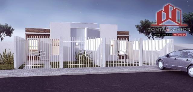 Casa à venda com 3 dormitórios em Eucaliptos, Fazenda rio grande cod:CA00039 - Foto 3