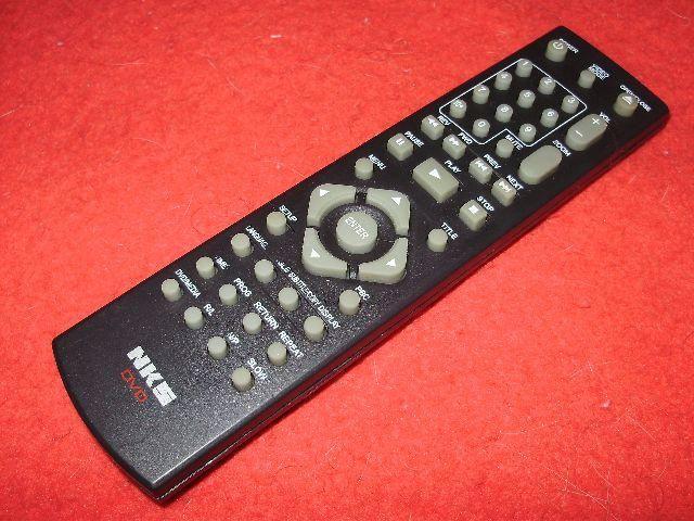 Controle Remoto Dvd Nks 4100b / 4500g