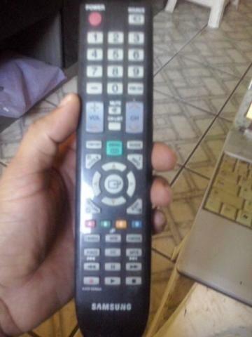 Controle de tv samsumg