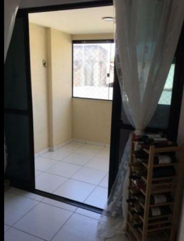 Apartamento 2/4, Varanda, Elevadores, garagem, Nascente