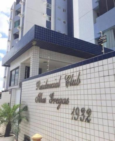 Lindo apartamento em Capim Macio, 2 quartos