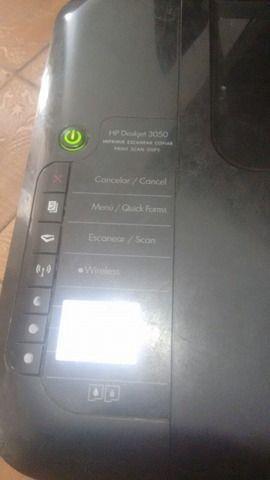 Impressora multifuncional HP Deskjet 3050 - J610a