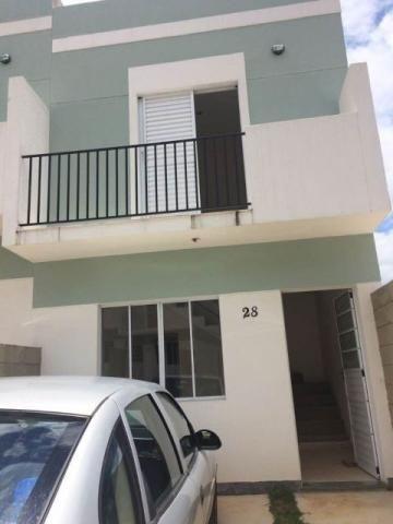 Linda Casa Poá - Condominio fechado - 2 quartos