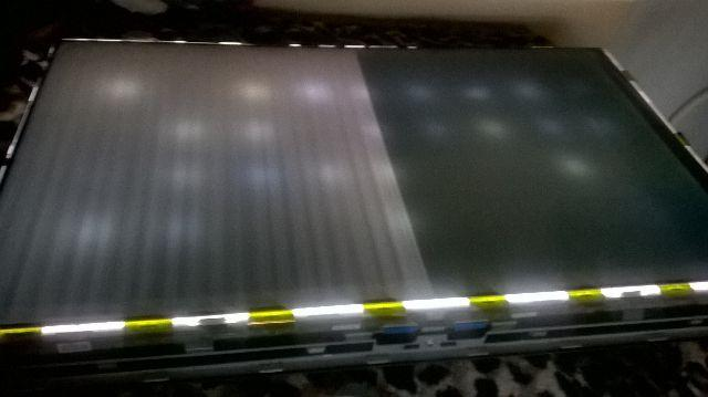 Smarttv lg 39ln5700 tela quebrada /funcionando