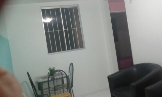 Apartamento 2/4, Mobiliado, na Serraria