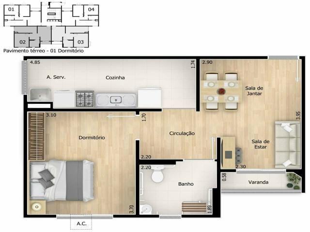 Inova imobiliária