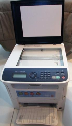 Multifuncional Colorida a Laser Xérox - Usada