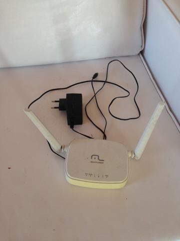 Roteador Wi-Fi Multilaser usado