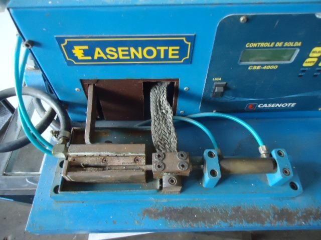 Solda Ponto 4 Kva Bancada Casenote Modelo Cse 4000 -1478 - Foto 6
