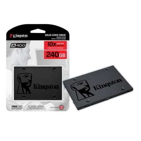 Hd SSD 240GB Novo (pronta entrega)
