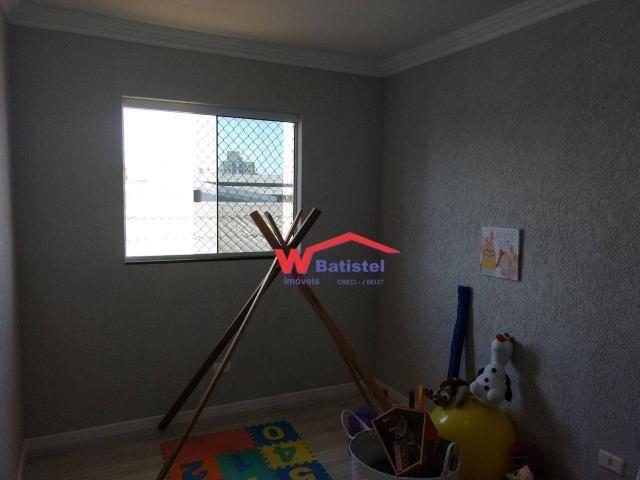 Apartamento com 2 dormitórios à venda, 57 m² por r$ 250.000 - rua vinte e cinco de dezembr - Foto 16