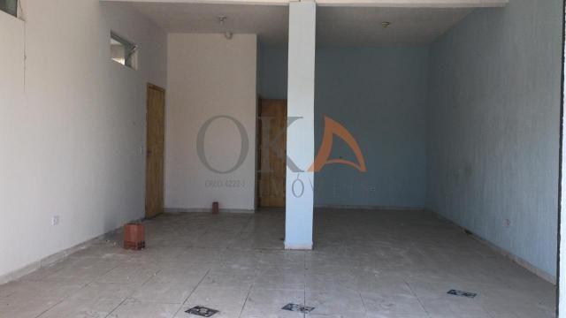Sala comercial 40m² no campo de santana é na oka imóveis - Foto 4
